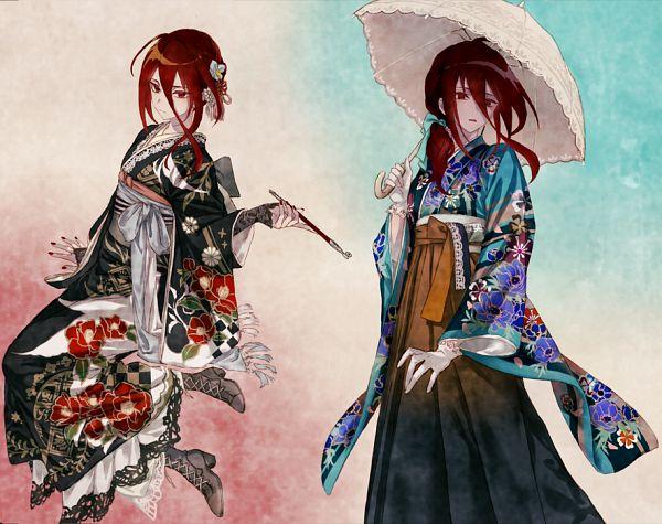 Tags: Anime, K22968982, Houseki no Kuni, Cinnabar (Houseki no Kuni), Twitter, Fanart