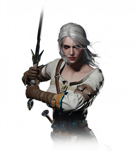 Cirilla Fiona Elen Riannon - The Witcher Series