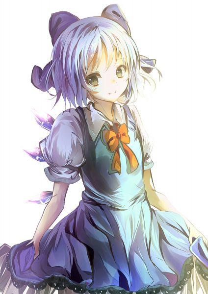 Tags: Anime, Pixiv Id 11112859, Touhou, Cirno, Fanart, Fanart From Pixiv, Pixiv