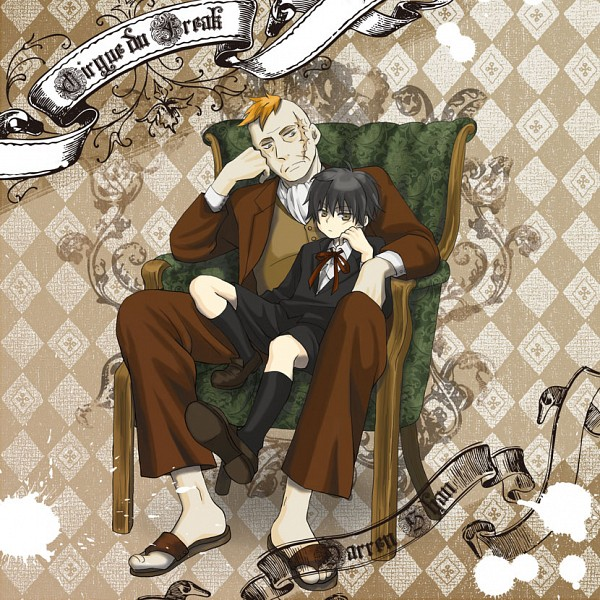 Tags: Anime, Pixiv Id 2734433, Cirque du Freak (Book), Darren Shan (Character), Larten Crepsley
