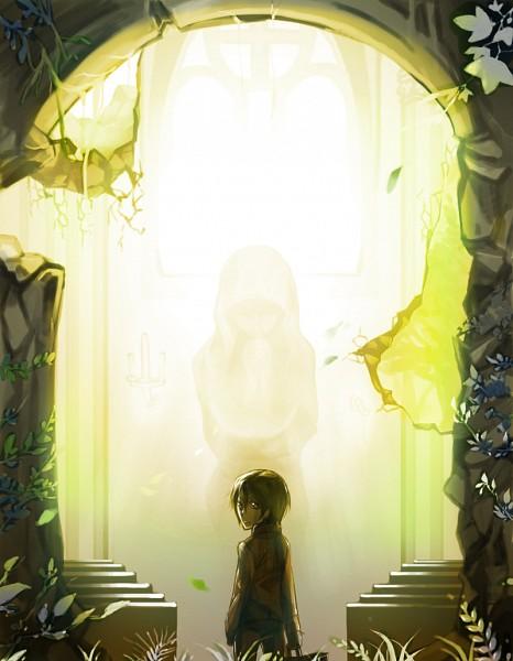 Tags: Anime, Pixiv Id 869783, Cirque du Freak (Book), Darren Shan (Character), Church, Pixiv
