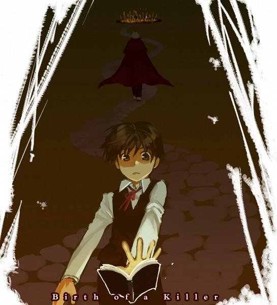 Tags: Anime, Pixiv Id 2433969, Cirque du Freak (Book), Darren Shan (Character), Larten Crepsley