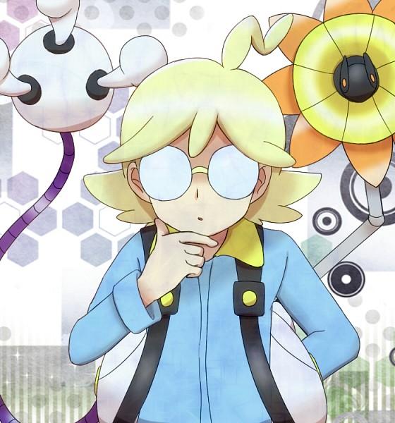 Citron (Pokémon) (Clemont) - Pokémon