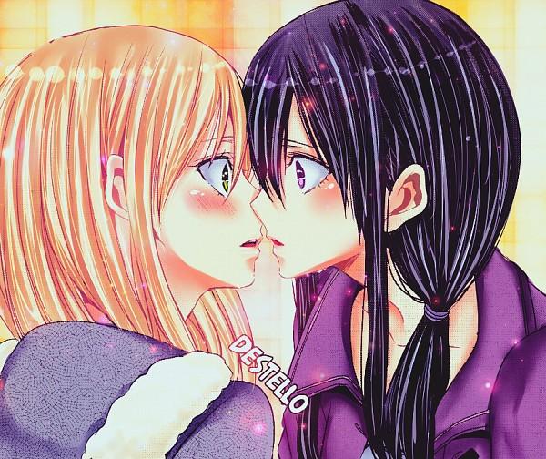 Tags: Anime, Citrus (Manga), Aihara Yuzu (Citrus), Aihara Mei