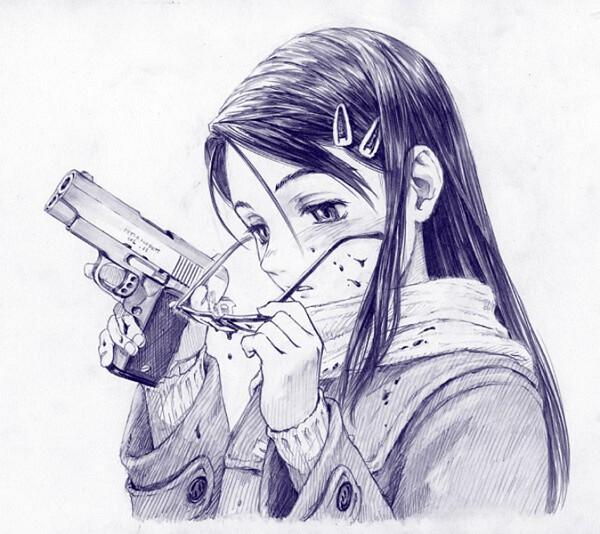 Claes - Gunslinger Girl