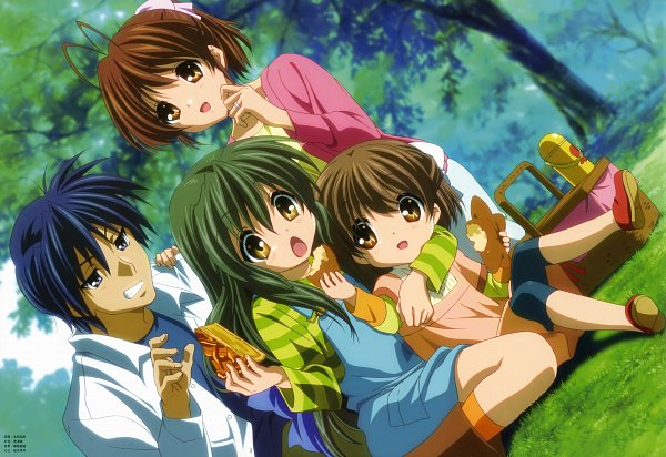 Clannad: After Story - CLANNAD