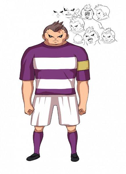 Clario Orvan - Inazuma Eleven: Ares no Tenbin