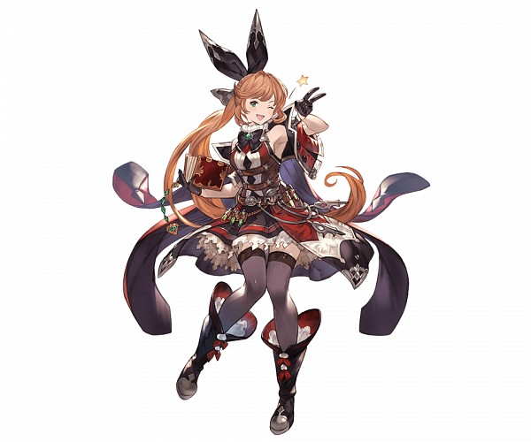 Tags: Anime, Minaba Hideo, Cygames, Granblue Fantasy, Clarisse (Granblue Fantasy), Cover Image, Official Art