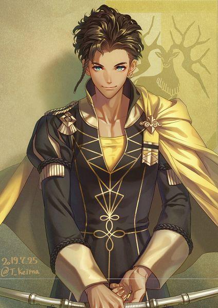 Tags: Anime, Pixiv Id 5904, Fire Emblem: Fuuka Setsugetsu, Claude von Regan
