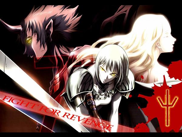 Tags: Anime, Claymore, Teresa, Clare, Priscilla (Claymore)
