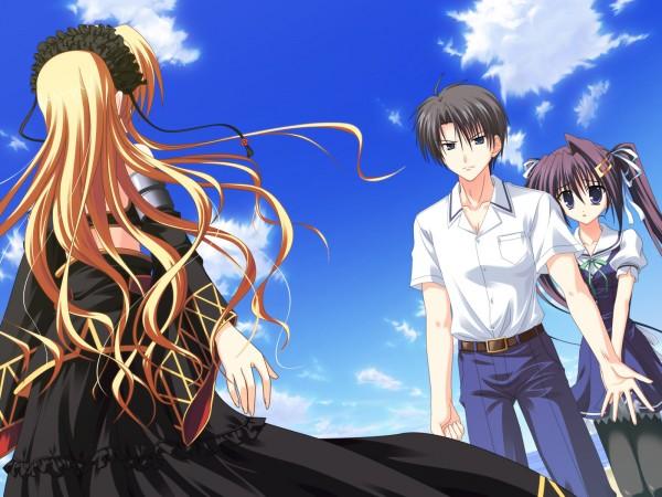 Tags: Anime, Clear, CG Art