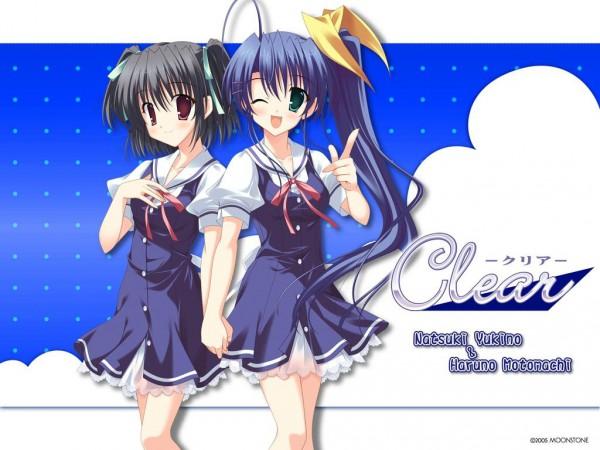 Tags: Anime, Mitha, Clear, Motomachi Haruno, Yukino Natsuki, Pixiv