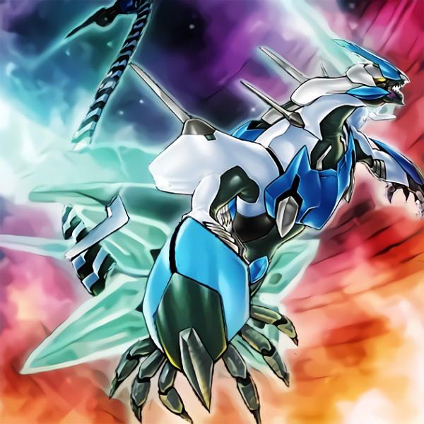 Clear Wing Synchro Dragon - Yu-Gi-Oh! ARC-V