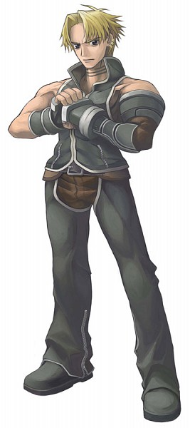 Cliff Fitter - STAR OCEAN: Till the End of Time