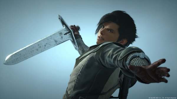 Tags: Anime, SQUARE ENIX, Final Fantasy XVI, Clive Rosefield, 3D, Screenshot