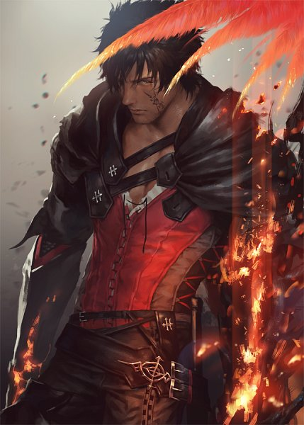 Clive Rosefield - Final Fantasy XVI