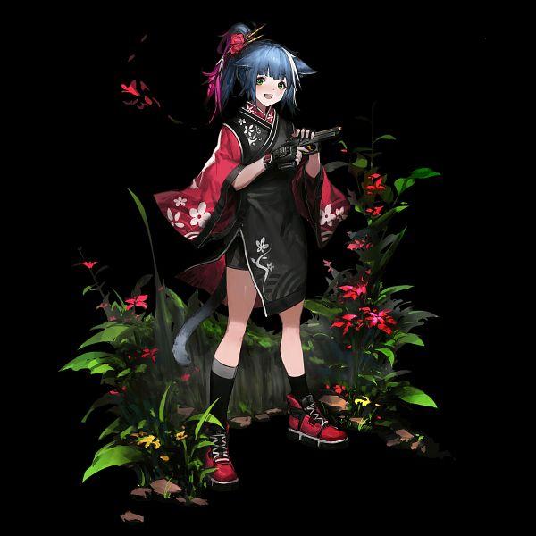 Clivia - Jessica (Arknights)