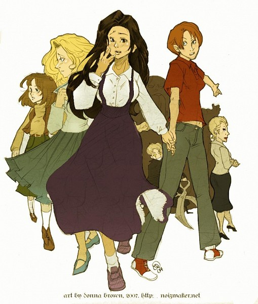 Tags: Anime, Clock Tower (Game), Jennifer Simpson, Fanart