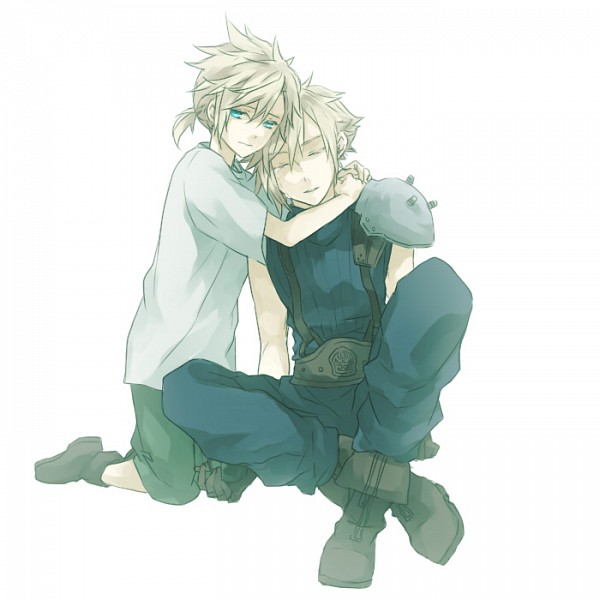 Tags: Anime, Bisuko, Final Fantasy VII, Cloud Strife