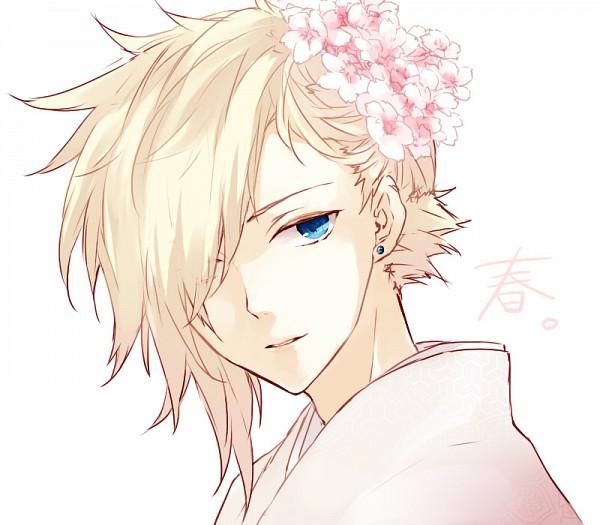 Tags: Anime, Bisuko, Final Fantasy VII, Cloud Strife