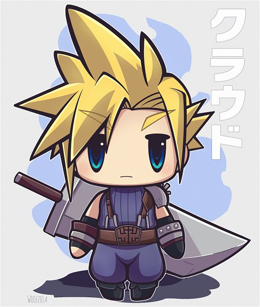 Tags: Anime, SQUARE ENIX, World of Final Fantasy, Dissidia, Dissidia Final Fantasy NT, Dissidia Final Fantasy: Opera Omnia, Final Fantasy VII, Cloud Strife
