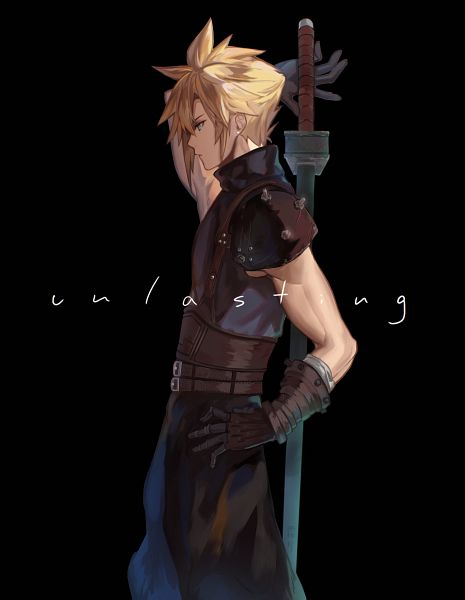 Tags: Anime, Pixiv Id 43750315, Final Fantasy VII Remake, Final Fantasy VII, Cloud Strife