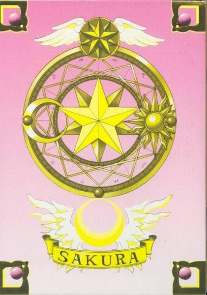 Clow Cards - Cardcaptor Sakura