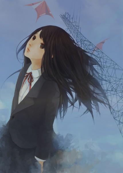 Tags: Anime, Coba, Pixiv, Original