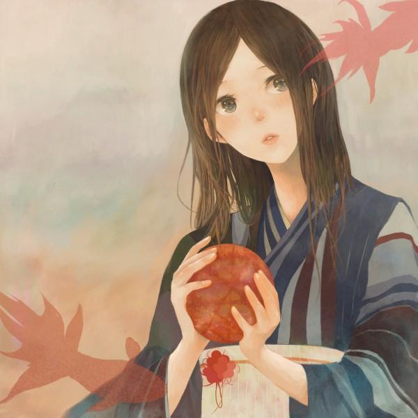 Tags: Anime, Coba, Temari Ball, Pixiv, Original
