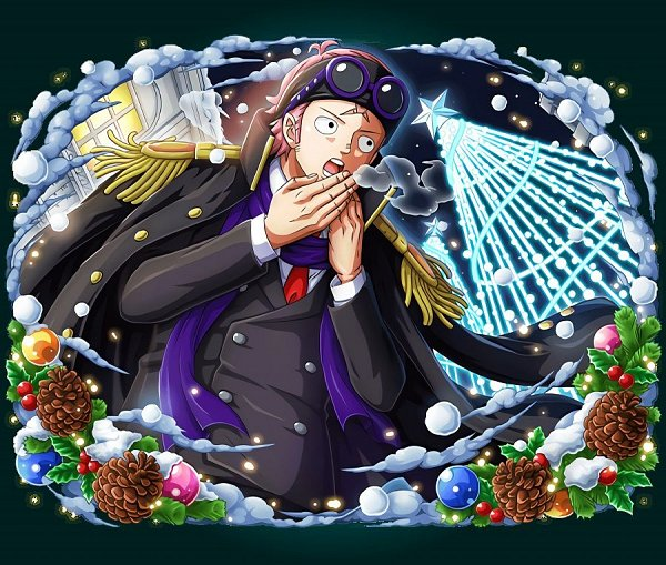 Tags: Anime, ONE PIECE, ONE PIECE: Treasure Cruise, Coby, Official Art