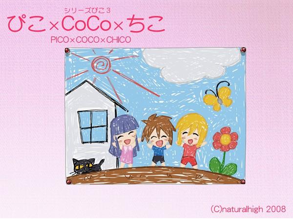 Coco (Picoxchicoxcoco) - Boku no Pico