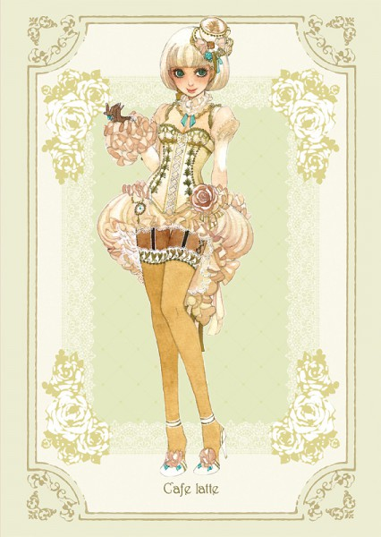Coffee (Personification) - Drinks (Personification)
