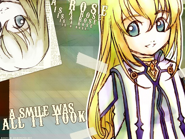 Tags: Anime, Tales of Symphonia, Colette Brunel, Wallpaper