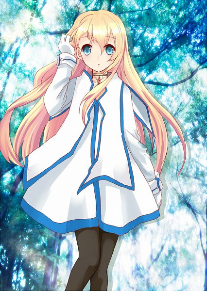 Tags: Anime, Dollysmile, Tales of Symphonia, Colette Brunel, Mobile Wallpaper