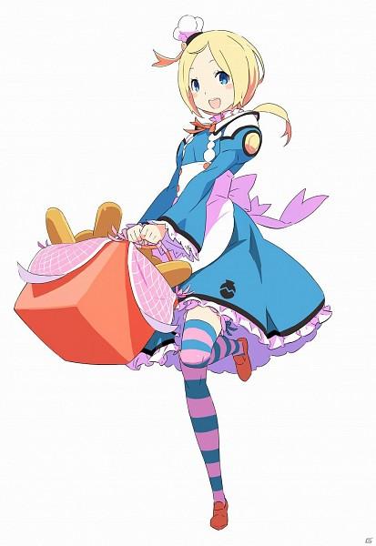 Tags: Anime, Ootsuka Shinichirou, Conception: Ore no Kodomo wo Undekure!, Collet (Conception)