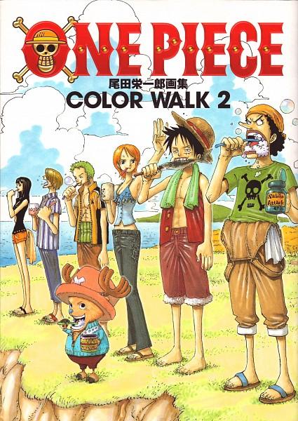 Color Walk 2 - Oda Eiichirou