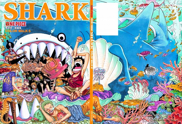Color Walk 5 - Shark - Oda Eiichirou