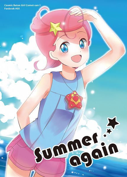 Tags: Anime, Pixiv Id 216802, Princess Comet, Comet (Princess Comet)