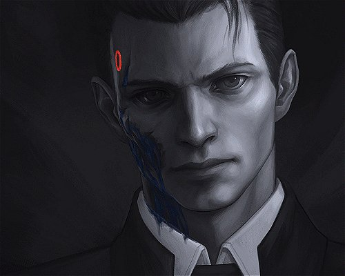Connor (Detroit: Become Human) - Detroit: Become Human