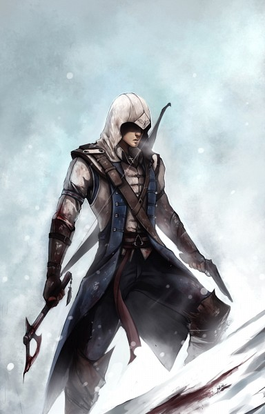 Connor Kenway (Ratohnhaké:Ton) - Assassin's Creed III