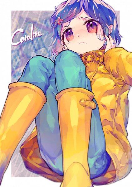 Coraline Jones Image 2474627 Zerochan Anime Image Board