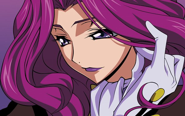 Tags: Anime, CODE GEASS: Hangyaku no Lelouch, Cornelia li Britannia, Wallpaper
