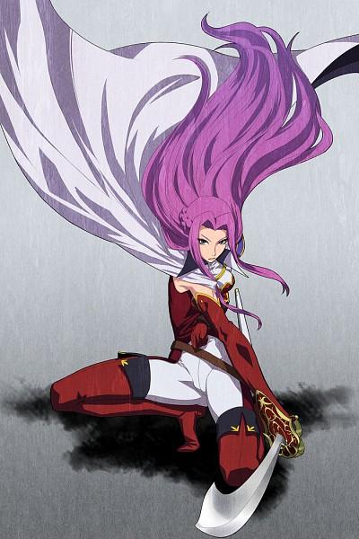 Tags: Anime, CODE GEASS: Hangyaku no Lelouch, Cornelia li Britannia, Mobile Wallpaper