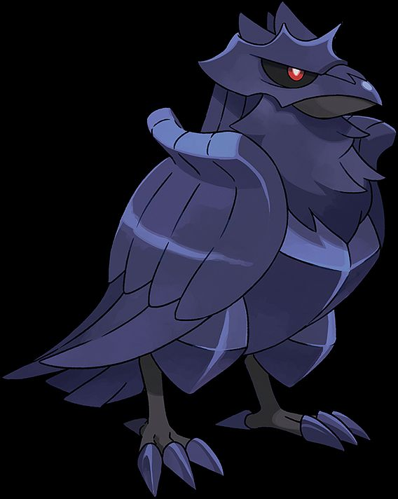 Corviknight - Pokémon Sword & Shield