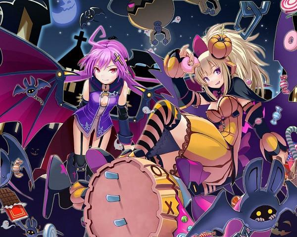 Tags: Anime, Cosmic Break, Nemlin, Pepo Pucci