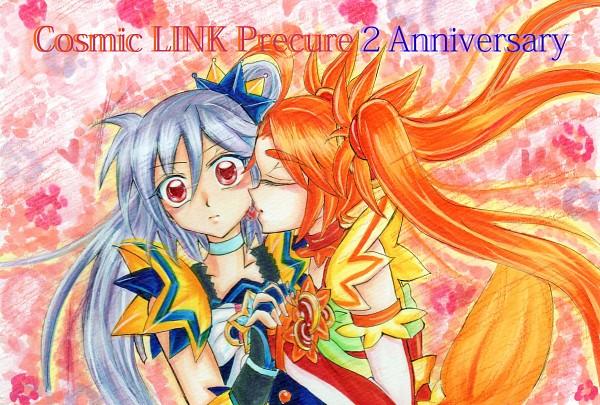 Cosmic Link Precure - Pretty Cure Fan Series