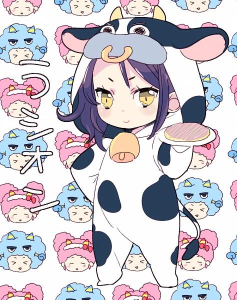 Cow Costume - Ushimimi