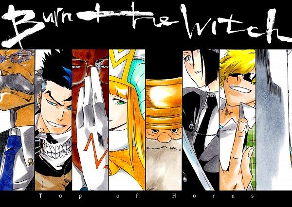 Cquntnire Milieve - BURN THE WITCH