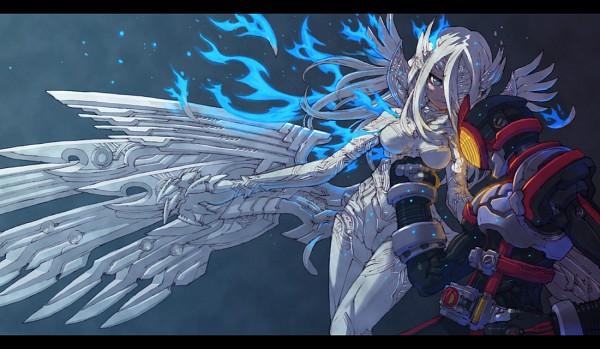 Crane Orphnoch - Kamen Rider 555