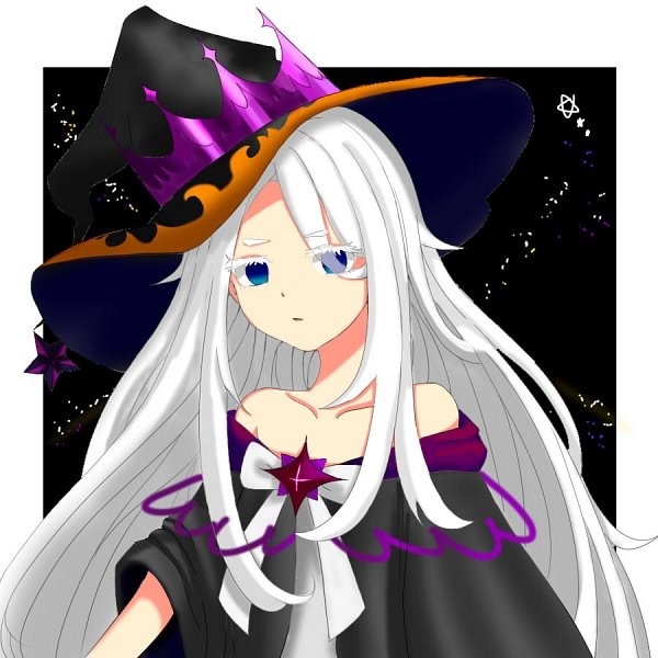 Tags: Anime, Pixiv Id 18970367, Cookie Run: OvenBreak, Cookie Run, Cream Puff Cookie (Dark Magic Hat), Cream Puff Cookie, Fanart From Pixiv, Pixiv, Fanart